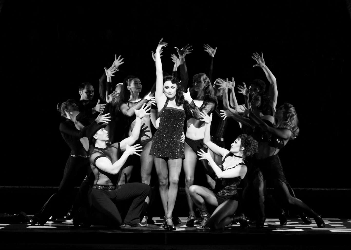 Chicago UK tour at the Orchard Theatre