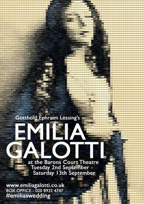 Emilia Galotti at the Barons Court Theatre