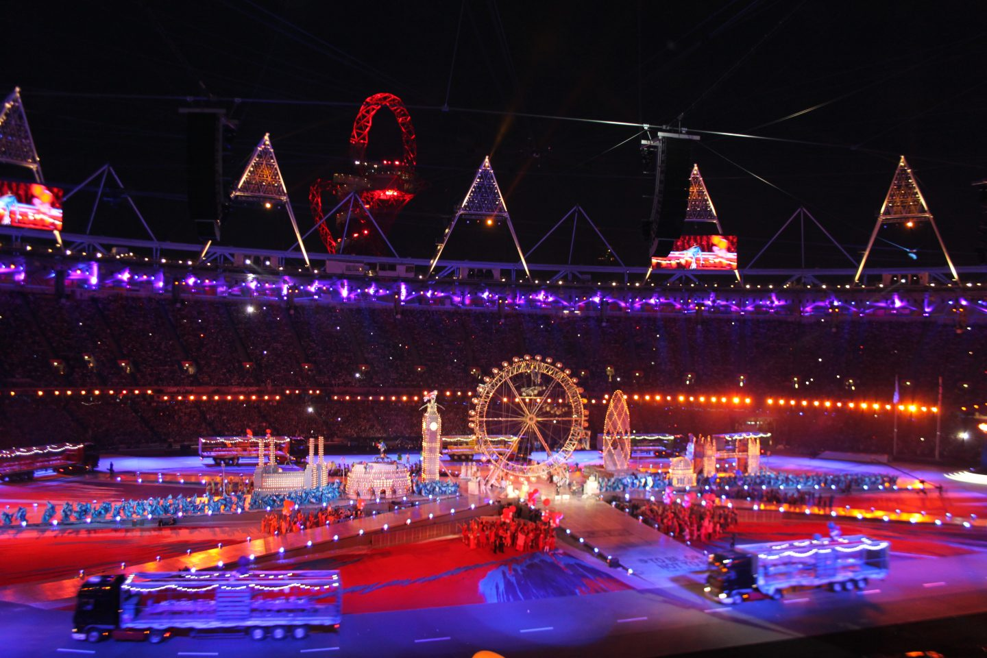 The London 2012 Olympics and why volunteering is the best thing you can do