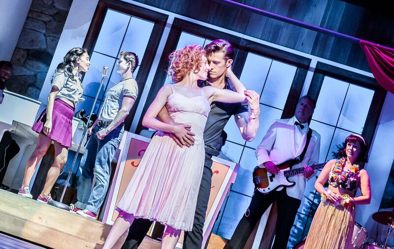 Dirty Dancing UK tour at the Orchard Theatre
