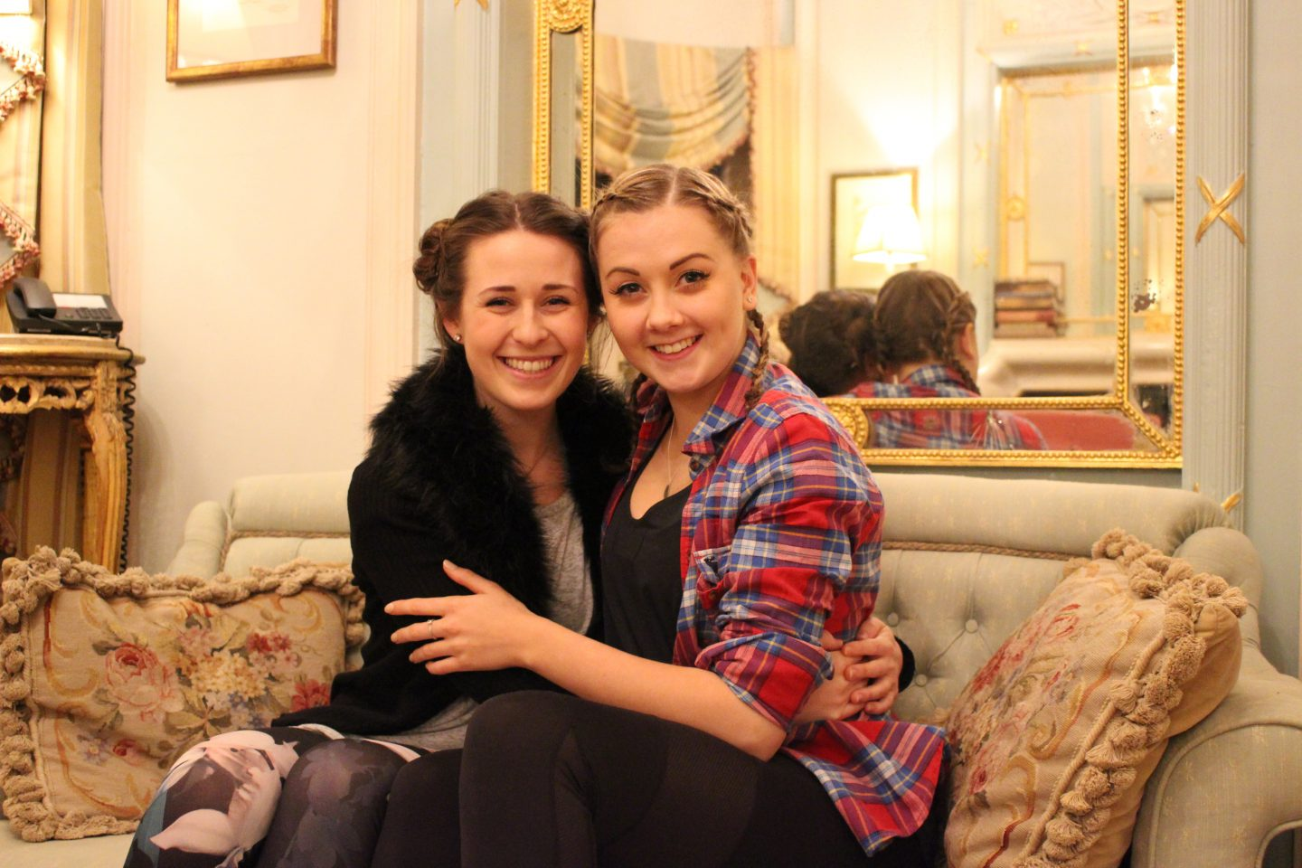 An interview with… Devon-Elise Johnson & Bethany Huckle, Half a Sixpence