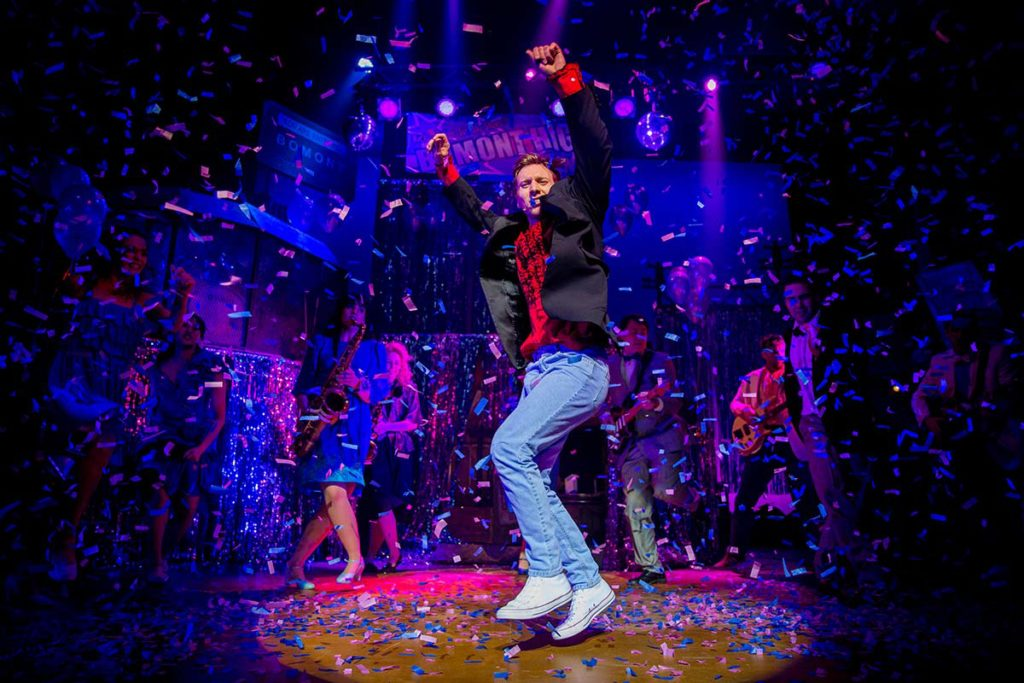 Footloose UK tour at the Churchill Theatre, Bromley
