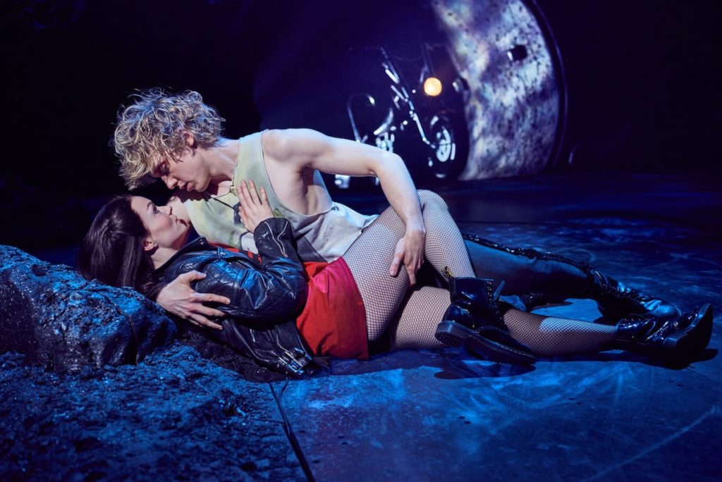 Bat Out of Hell returns to the West End with a bang