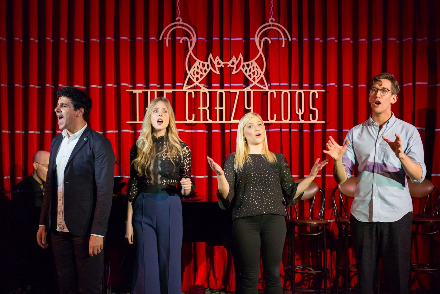 I Wish My Life Were Like A Musical at The Crazy Coqs