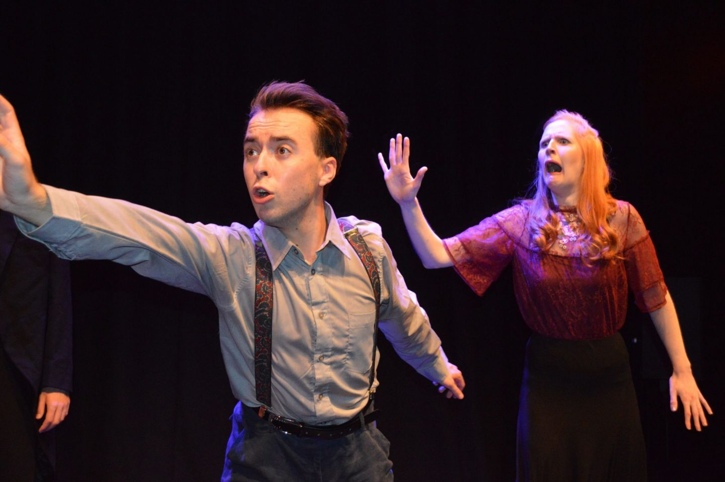 Timpson: The Musical at the Edinburgh Fringe