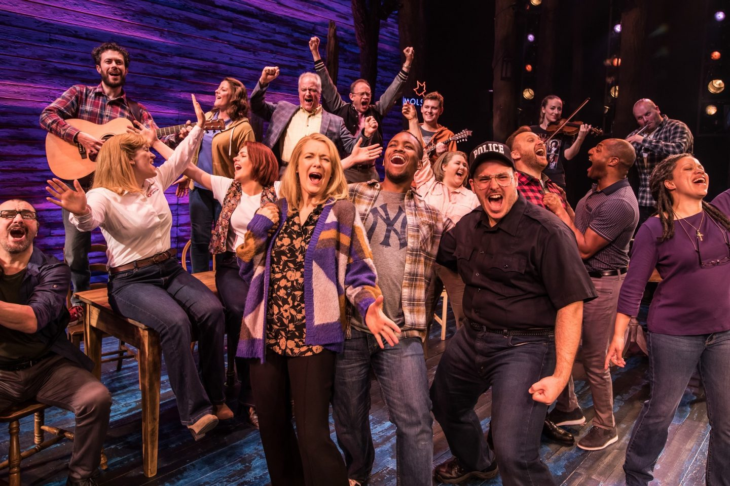 10 reasons why you need to see Come From Away