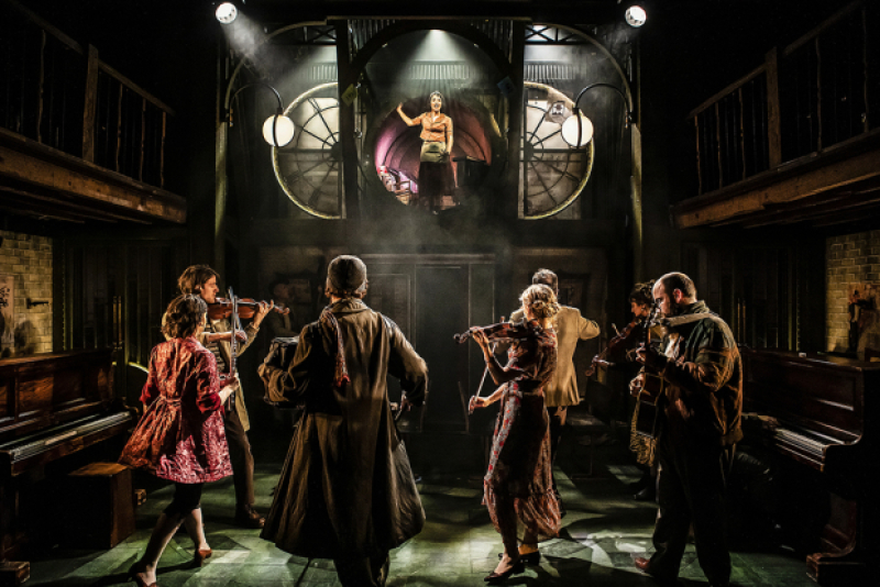 Amelie the Musical UK tour