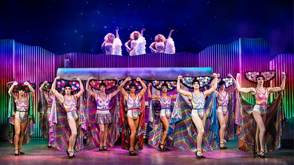 Priscilla Queen of the Desert UK tour