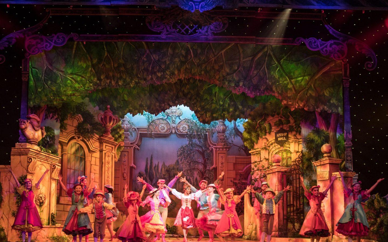 Cinderella, New Wimbledon Theatre pantomime