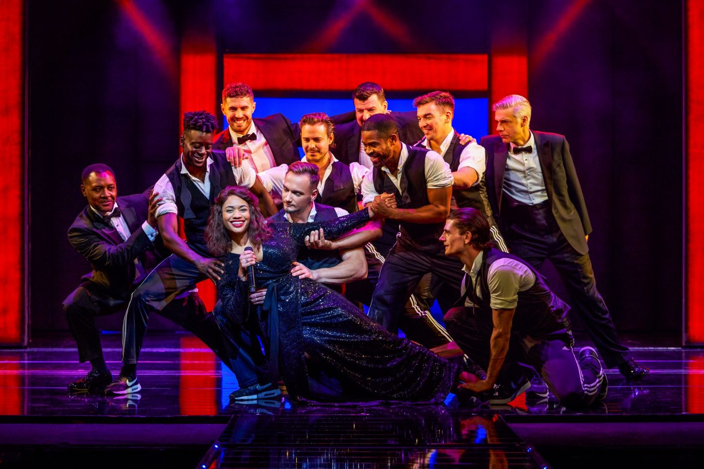 The Bodyguard, UK tour